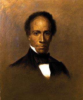 President Edward James Roye