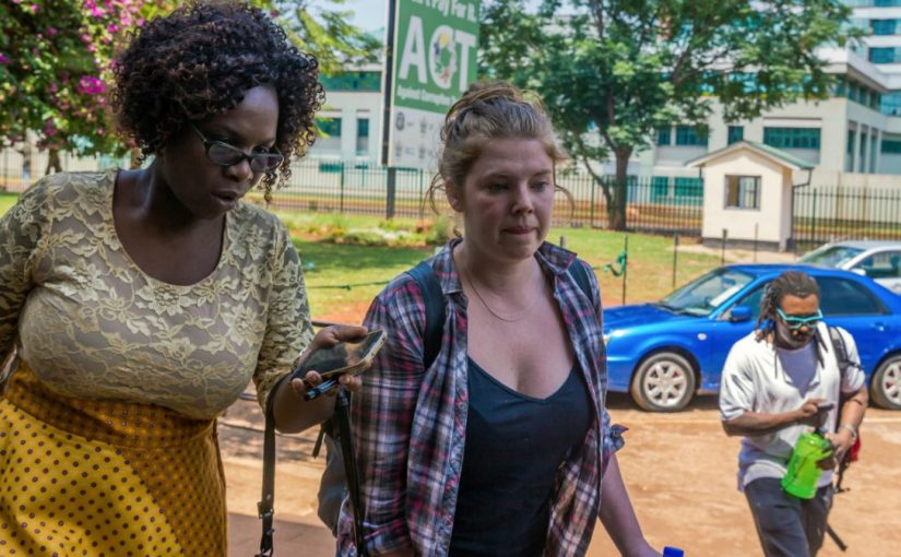 """Zimbabwe Court Grants Bail To U.S. Citizen Charged With """"Subversion"""""""