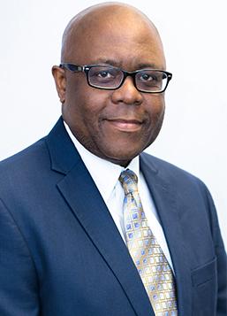 Board Member Lenus Perkins