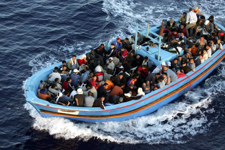 Tragedy: Bodies of 26 Nigeria Women Pulled From Mediterranean Sea