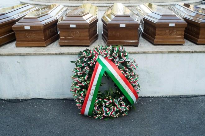 ITALY-LIBYA-MIGRANTS-NIGERIA-FUNERAL