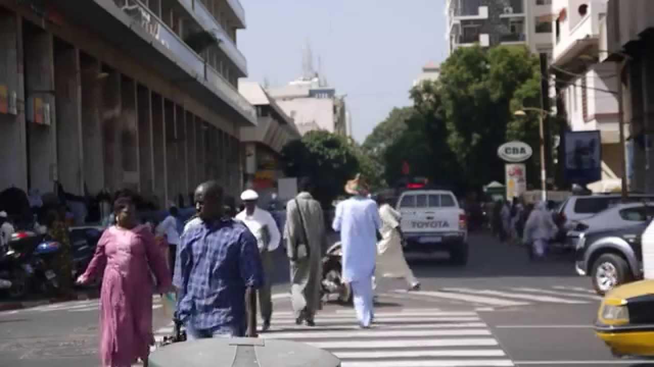 City of Darkar Senegal