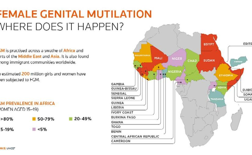 Female Genital Mutilation (FGM) On Decline In Senegal