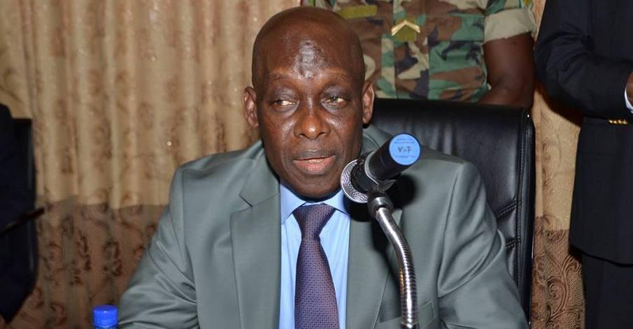 Guinea Defense Minister Dr. Mohamed Diane