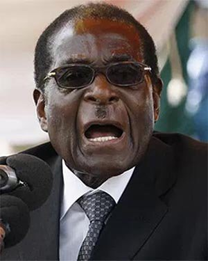Zimbabwe Robert Mugabe 37 Year Rule Ends; Resigns