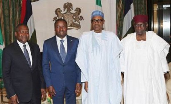 """Liberia's Challenges Will Be Resolved Constitutionally""-Buhari"