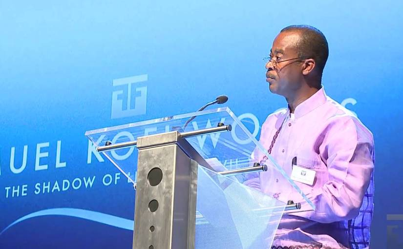 """Liberia: """"…We Have Failed To Build Strong and Viable Institutions Because We Continue To Glorify Personalities…"""" KofiWoods"""