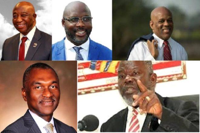 Liberian Politicians