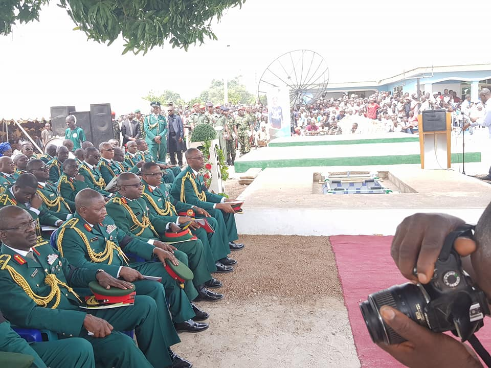 Nigerian Military members