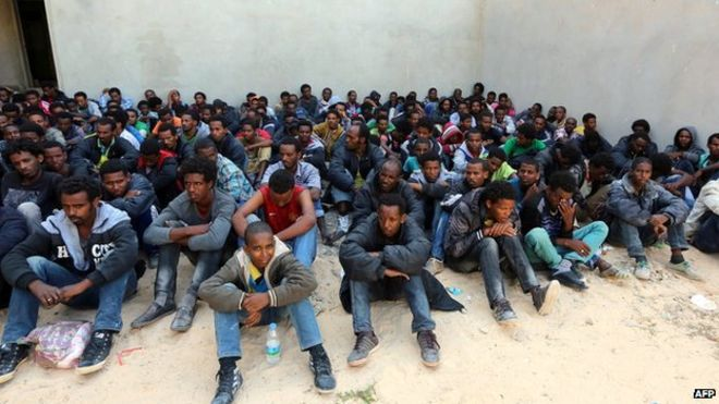 UNHCR: Libyan Transit Points To Deter Risky Migrants Crossings