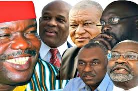 Political Parties Leadera in Liberia