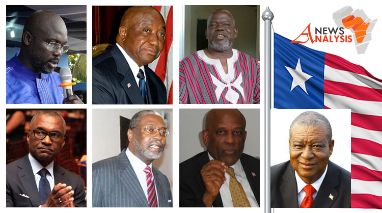 "Feature: Liberian Political Parties in ""Catch-22"" Situation"