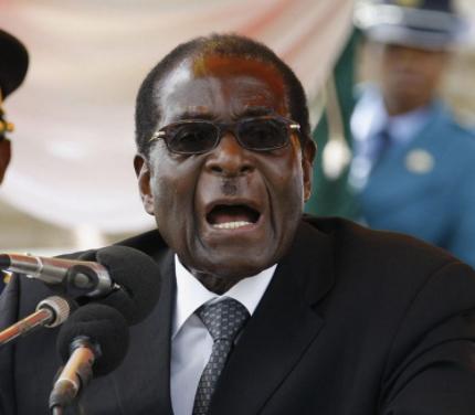 Pres Robert G. Mugabe