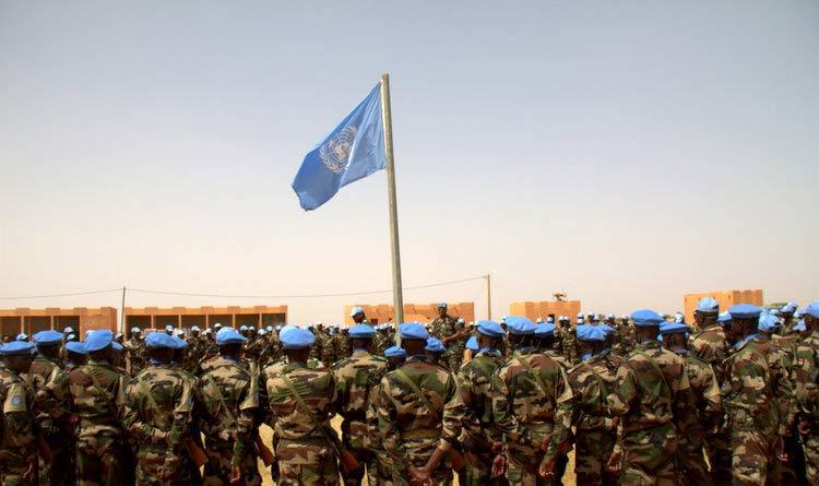 UN Peacekeepers in Mali