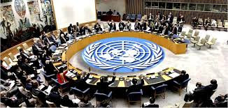 UN Security Council Session