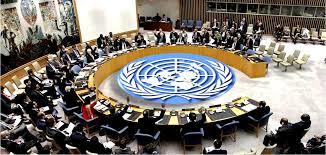 UN Security Council Session