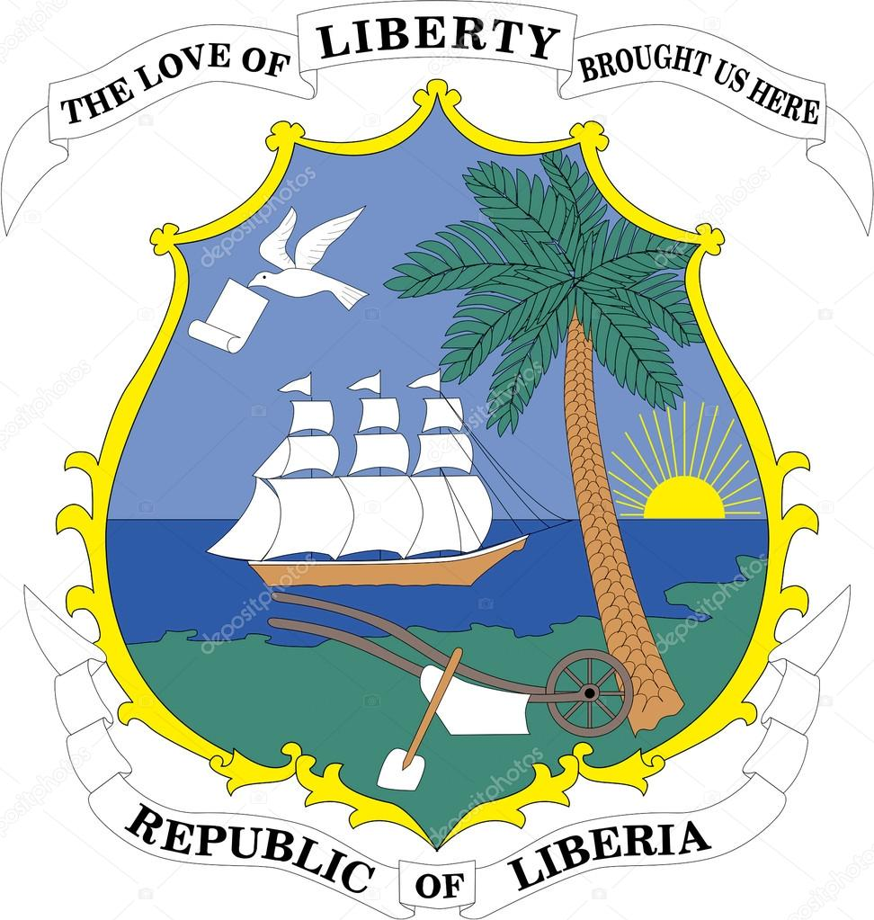 Photo of National Coat Of Arms of Liberia