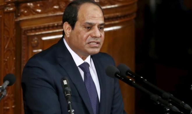 President Abdel Fattah Al Sisi