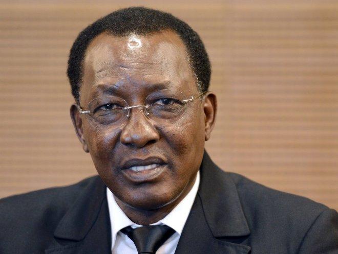 President Idris Deby Itno of Chad
