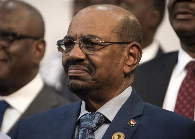 President Omar al-Bashir-Sudan