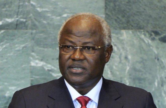 Sierra Leone President Ernest Koroma