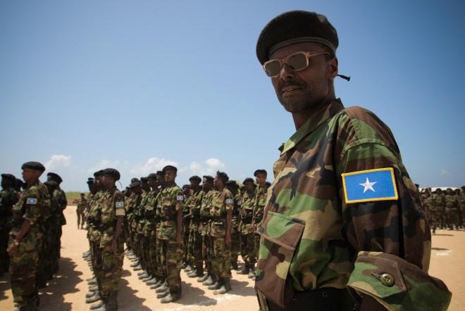 Somali Military