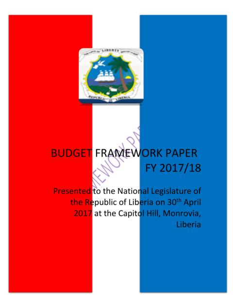 Budget FY 2017-2018