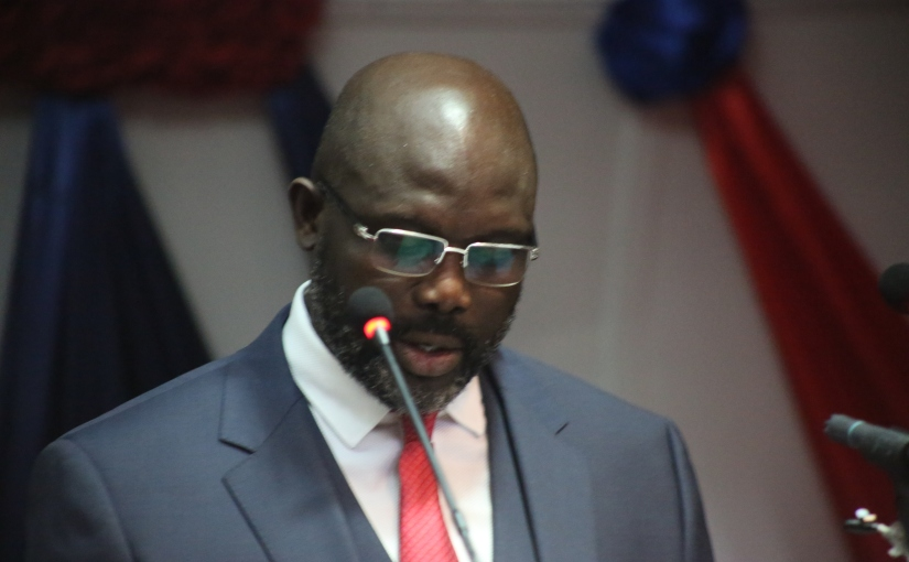 Liberia: Citing Economic Pressures, President Takes 25% Paycut