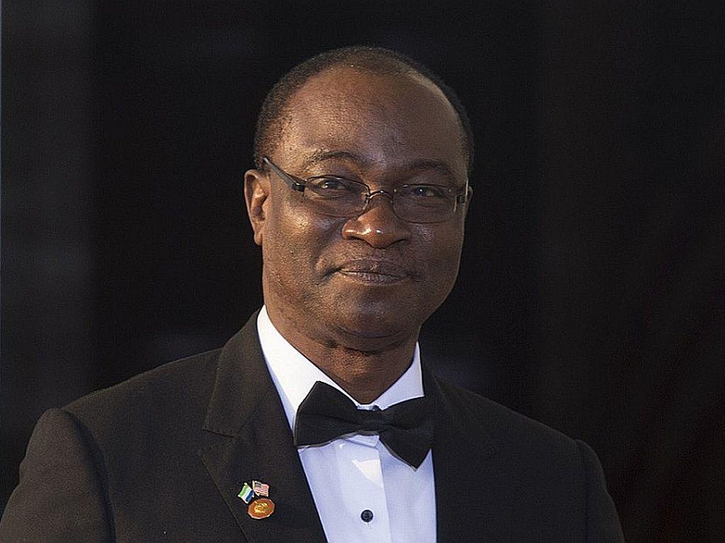 APC Candidate Dr Samura Kamara