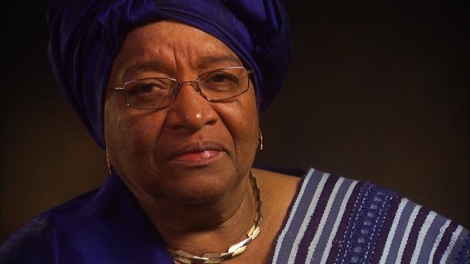 Former Liberian President Ellen-Johnson-Sirleaf-MS