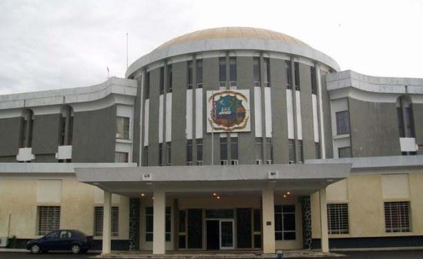Liberia Capirol Building