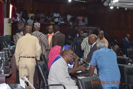 Members of Parliament in Liberia