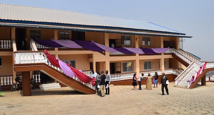 United Methodist Church Bishop Wenner School oF Theology in SIerra Leone