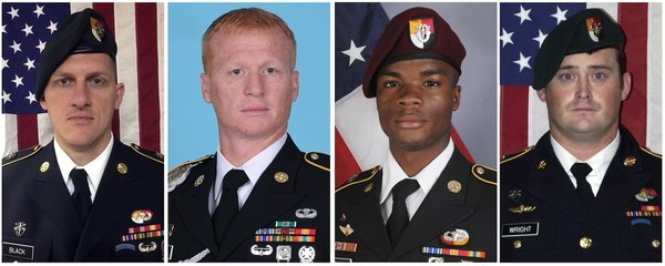 US Marines Killed in Niger