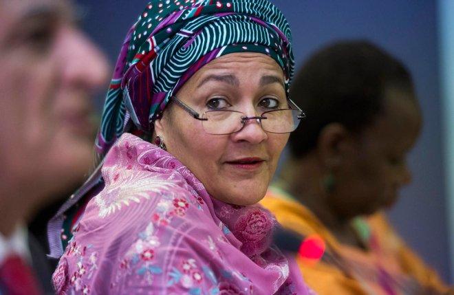 DSG Amina Mohammed