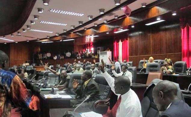 Members of Liberia Senate