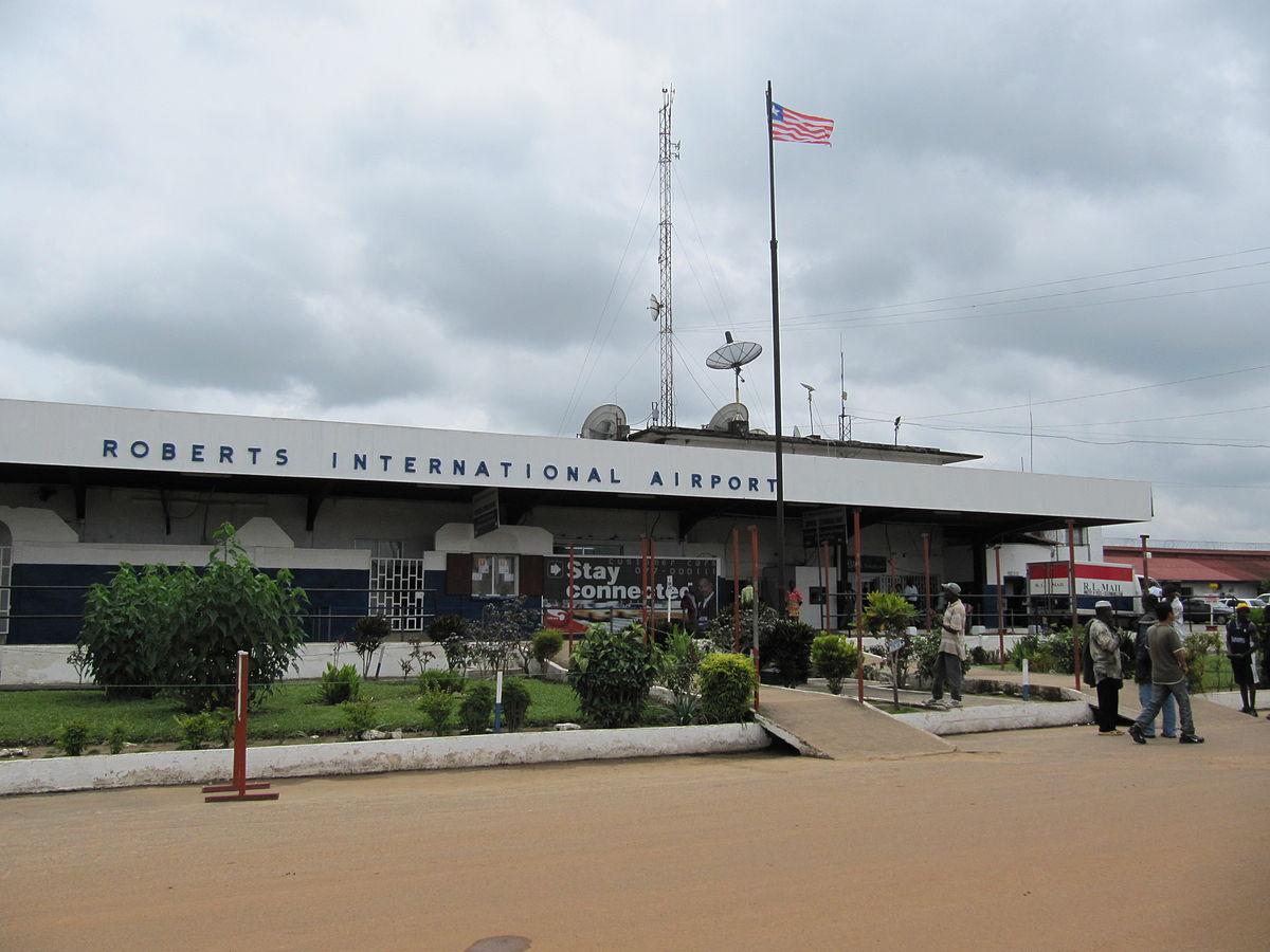 Roberts_International_Airport