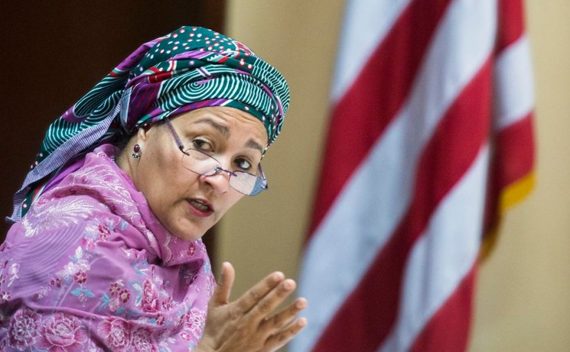 UN Pressures Liberia To Implement TRC Report