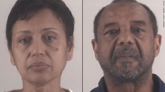 Denise-Cros-Toure and Mohamed-Toure Courtesy CNN