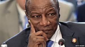 Guinea President Alpha Conde Announces GovtReshuffle