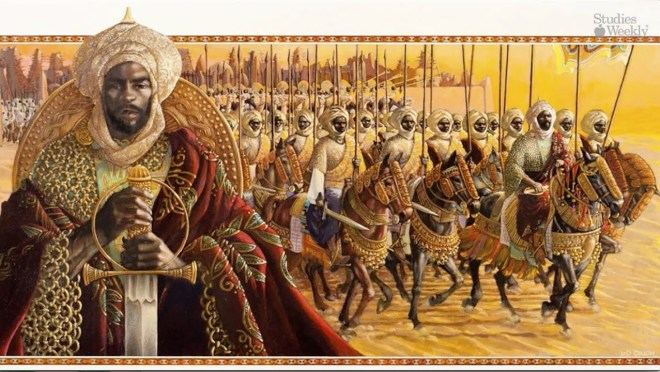 Emperor Mansa Musa - Courtesy of Youtube