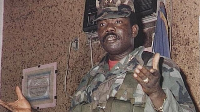 Former Liberian Warlord Prince Y. Johnson