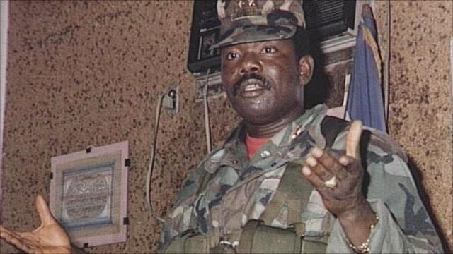 Sen Prince Johnson Seen on Video Abusing Ms. Watta Allison During Civil War in Liberia – West African Journal Magazine