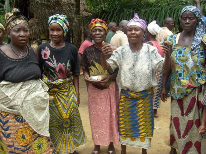 Krahn People of Liberia and Ivory Coast