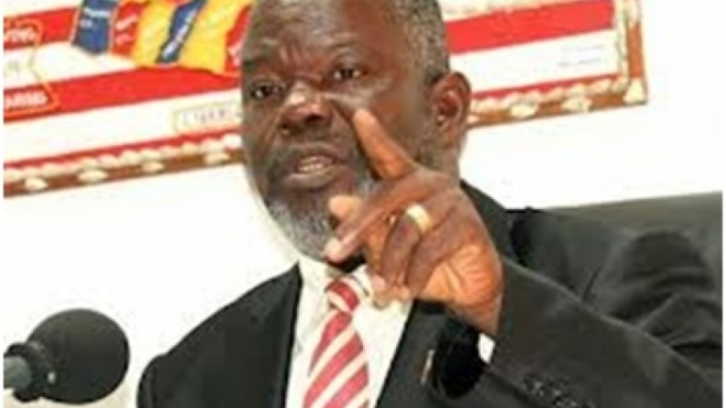 Senator Prince Y. Johnson
