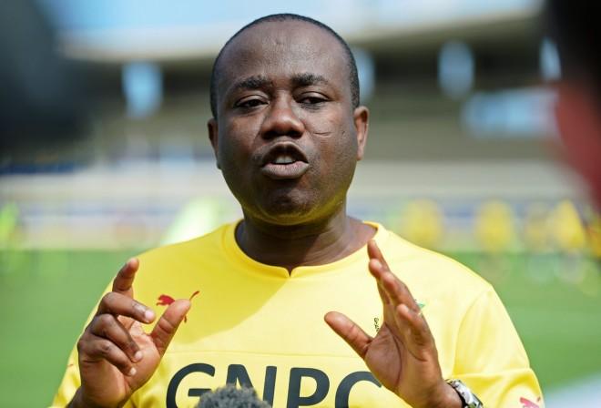 Forner GFA Head Kwesi Nyantakyi