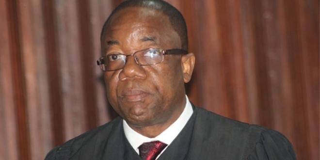 Liberia Justice Minister Frank Musa Dea