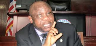 Liberia Finance and Planning Minister Samuel Tweah