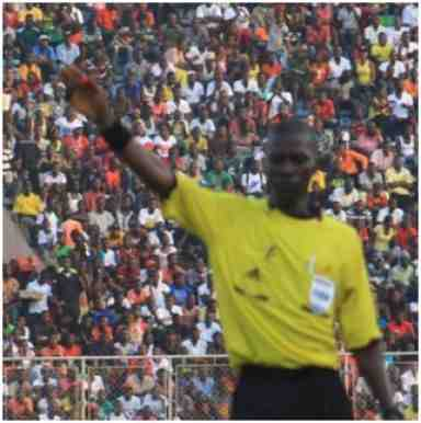 Provisionally Suspended Liberian Referee Jerry Yekeh