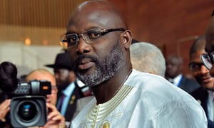 Former Coach To President George Weah To Be Honored in Liberia